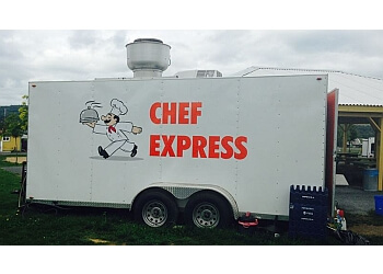 Fredericton food truck Chef Express