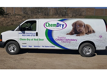 Red Deer carpet cleaning Chem Dry