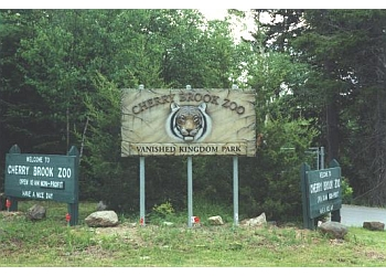 Saint John places to see Cherry Brook Zoo