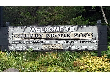 Saint John places to see Cherry Brook Zoo Inc.