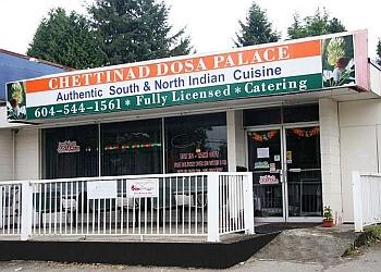 Burnaby indian restaurant Chettinad Dosa Palace