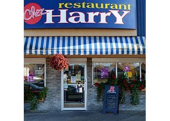 Quebec mediterranean restaurant Chez Harry