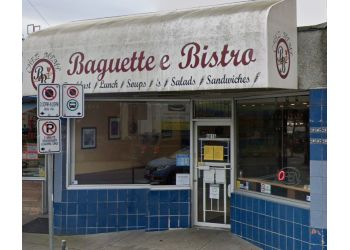 Burnaby french cuisine Chez Meme Baguette Bistro