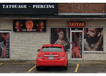 Terrebonne tattoo shop Chez Tattoo