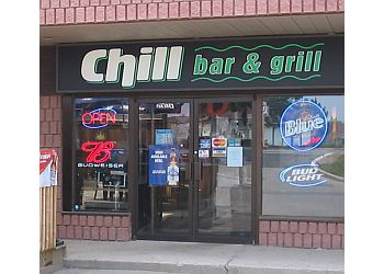 Waterloo sports bar Chill Bar and Grill