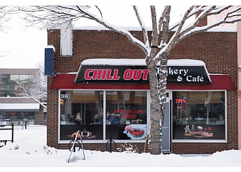 Red Deer bakery Chill Out Café & Bakery