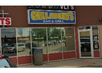 Red Deer sports bar Chillabongs