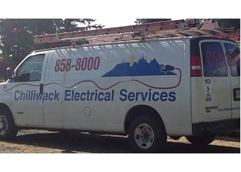 Chilliwack electrician Chilliwack Electric