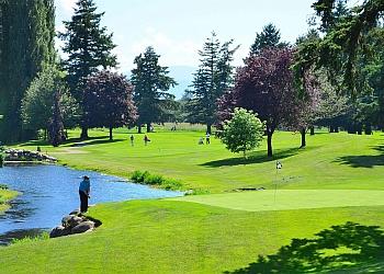 Chilliwack golf course Chilliwack Golf Club