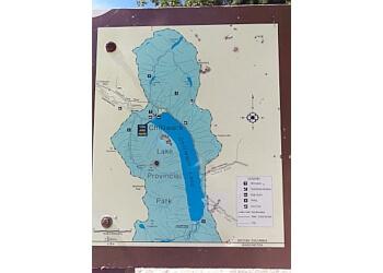 Chilliwack hiking trail Chilliwack Lake Provincial Park Trail