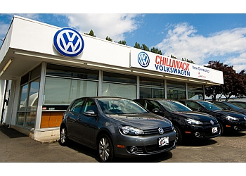 Chilliwack car dealership Chilliwack Volkswagen