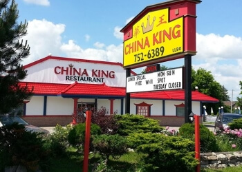 Brantford chinese restaurant China King Restaurant