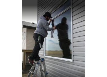 Lethbridge window cleaner Chinook Window Cleaning & Tinting
