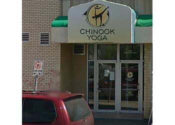 Prince George yoga studio Chinook Yoga