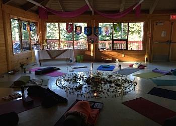 Prince George yoga studio Chinook Yoga Studio