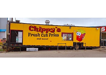 Oakville food truck Chippys Fresh Cut Fries