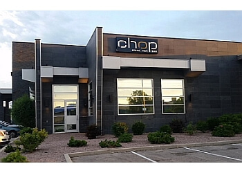 Winnipeg steak house Chop Steakhouse & Bar