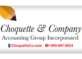 Maple Ridge accounting firm Choquette & Company Accounting Group Incoporated