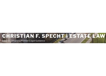London estate planning lawyer Christian F Specht | Barrister & Solicitor