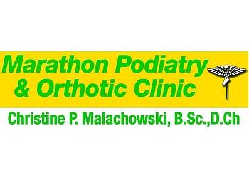 Kingston podiatrist Christine P. Malachowski, DCH