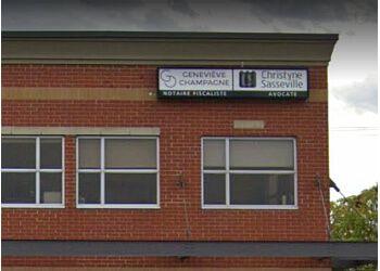 Terrebonne employment lawyer Christyne Sasseville Avocate