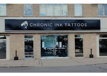 Markham tattoo shop Chronic Ink