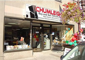 Peterborough pawn shop Chumleighs