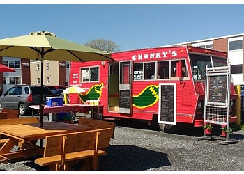 Fredericton food truck Chunky's Catering