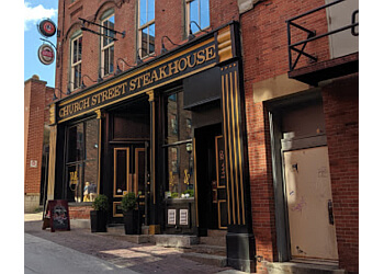 Saint John steak house Church Street Steak House