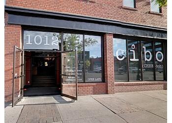 Calgary italian restaurant Cibo