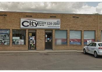 Medicine Hat auto parts store City Auto Parts