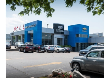 Toronto car dealership City Buick Chevrolet Cadillac GMC