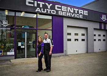 Kamloops car repair shop City Centre Auto Service
