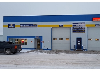 Grande Prairie car repair shop City Centre Automotive