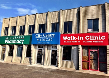 Windsor urgent care clinic City Centre Walk-in Clinic
