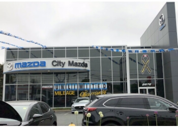 Halifax car dealership City Mazda
