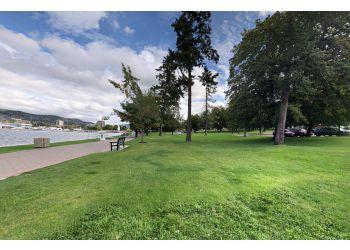 Kelowna public park City Park