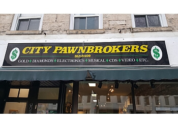 Guelph pawn shop City Pawn/Try-City Music