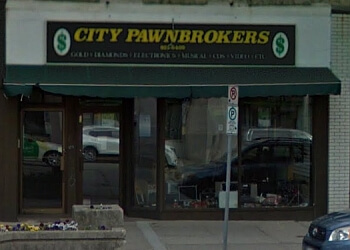 Guelph pawn shop City Pawnbrokers