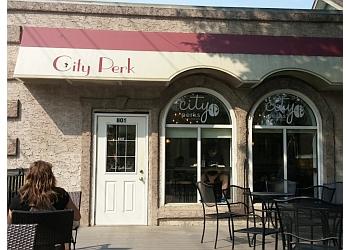 Saskatoon cafe City Perks