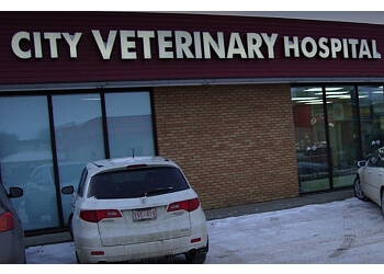 Medicine Hat veterinary clinic City Veterinary Hospital