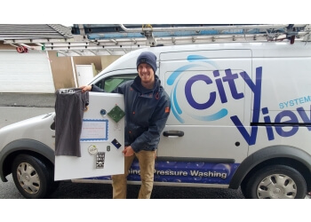 Vancouver gutter cleaner City View Sytems Inc.