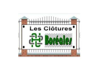 Saguenay fencing contractor Les Clôtures Boréales
