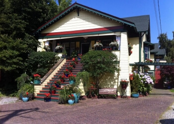Delta bed and breakfast Clair's B&B in Ladner Village