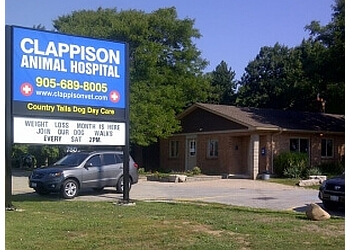 Hamilton veterinary clinic Clappison Animal Hospital