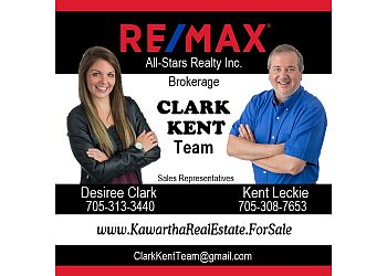 Kawartha Lakes real estate agent Clark Kent Team