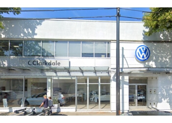 Vancouver car dealership Clarkdale Volkswagen