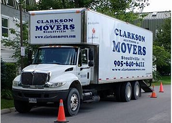 Stouffville moving company Clarkson Auctions & Movers Inc.