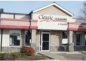Red Deer dry cleaner Classic Cleaners & Tailors