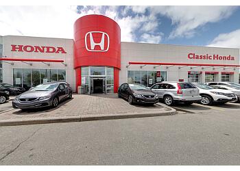 Brampton car dealership Classic Honda